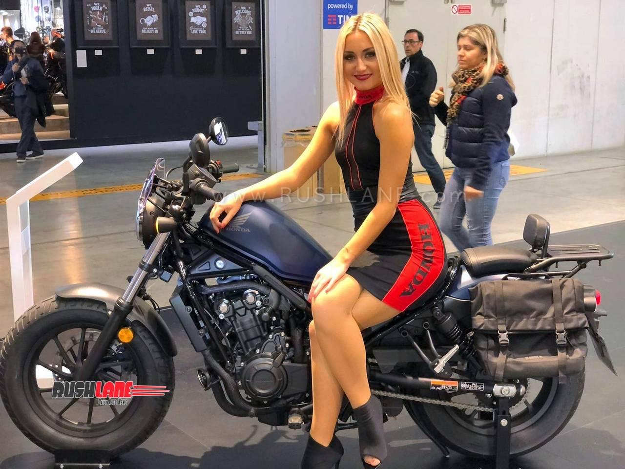 2020 Honda Rebel