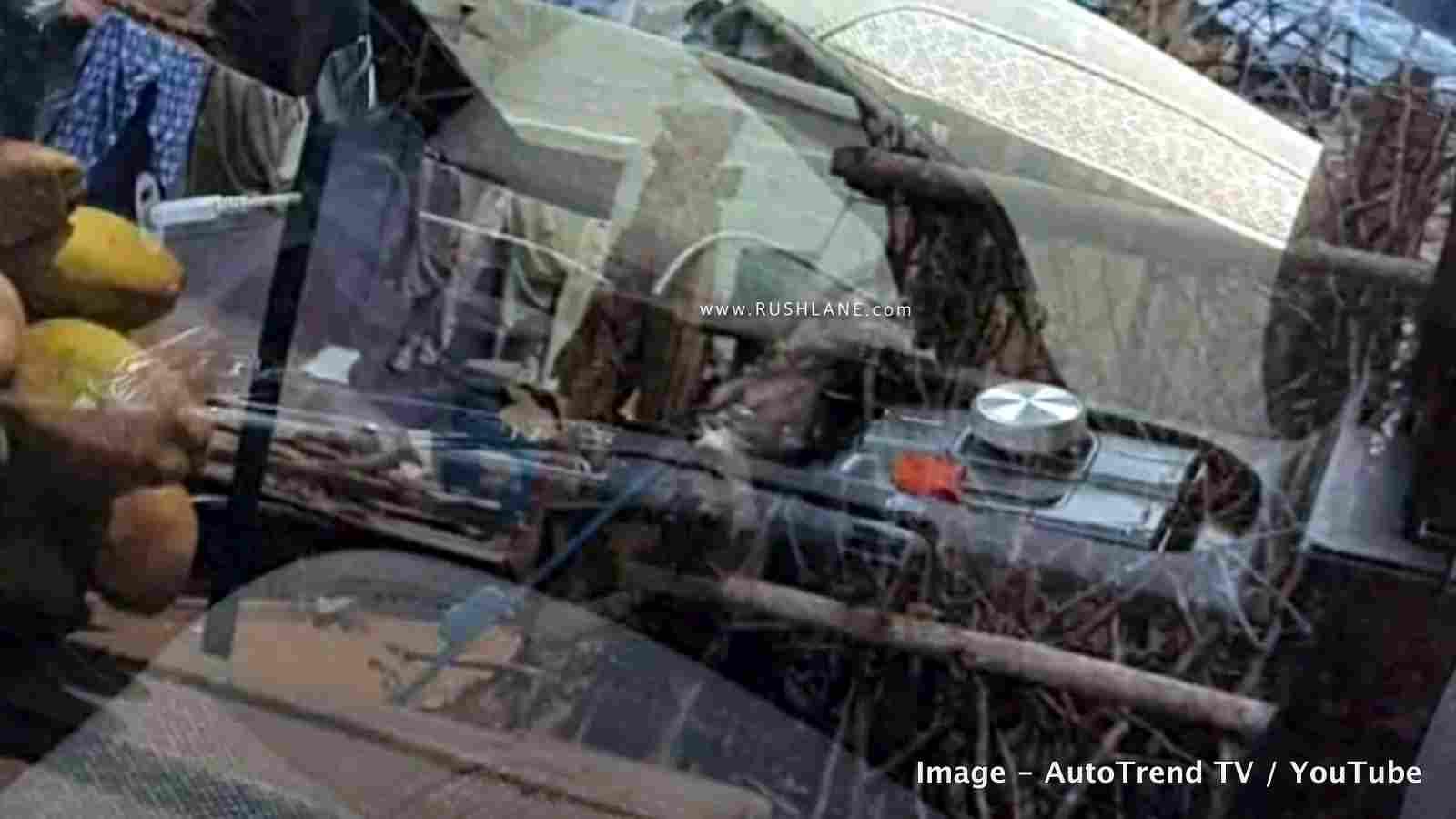 2020 Mahindra Scorpio drive modes