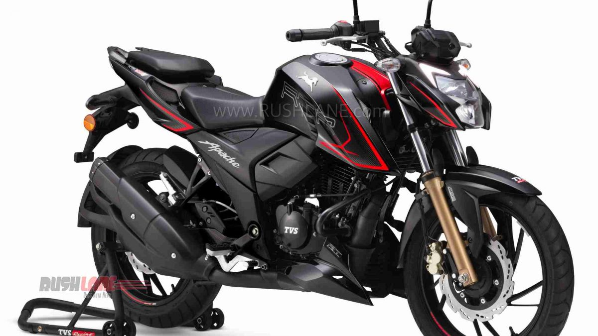 2020 Tvs Apache 200 Bs6 Launch Price Rs 1 24 Lakhs Tvc Video