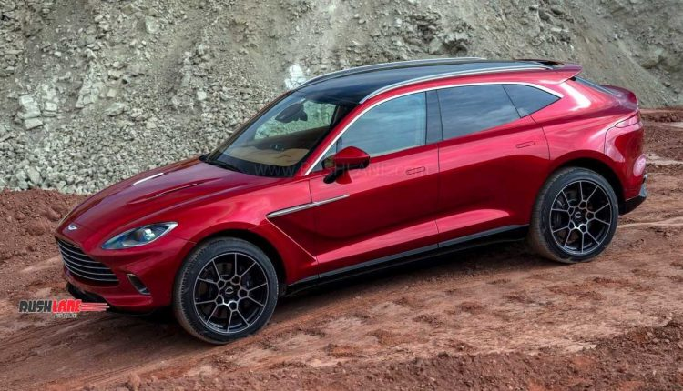 Key Auto Sales >> Aston Martin SUV debuts - DBX price £158k (approx Rs 1.43 cr)