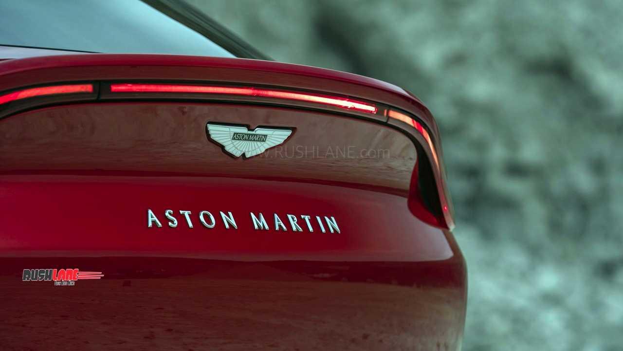 Aston Martin Suv Debuts Dbx Price 158k Approx Rs 1 43 Cr