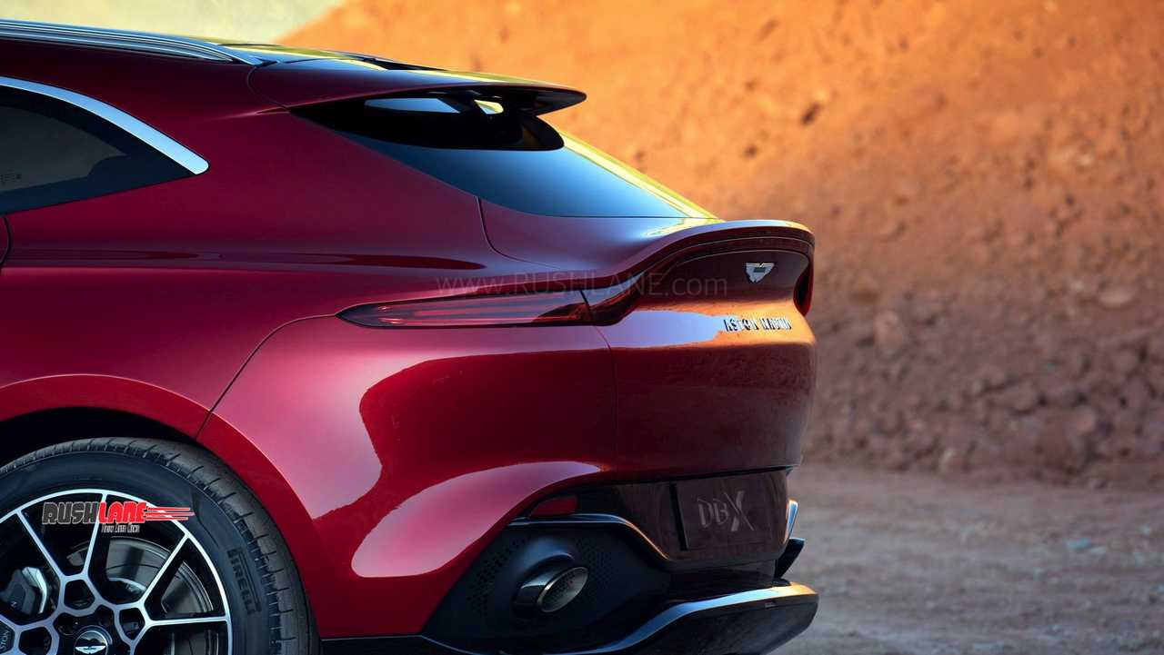 Aston Martin SUV debuts - DBX price £158k (approx Rs 1.43 cr)