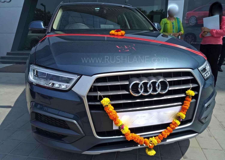 Audi india car plans