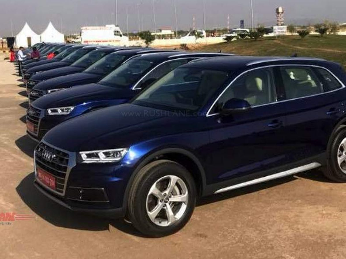 New Audi Q5 Q7 Price Cut By Up To Rs 6 Lakhs Celebration Offer Launch