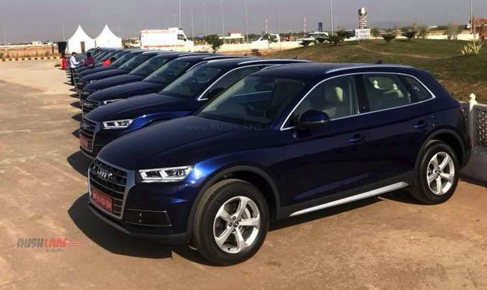New Audi Q5 India