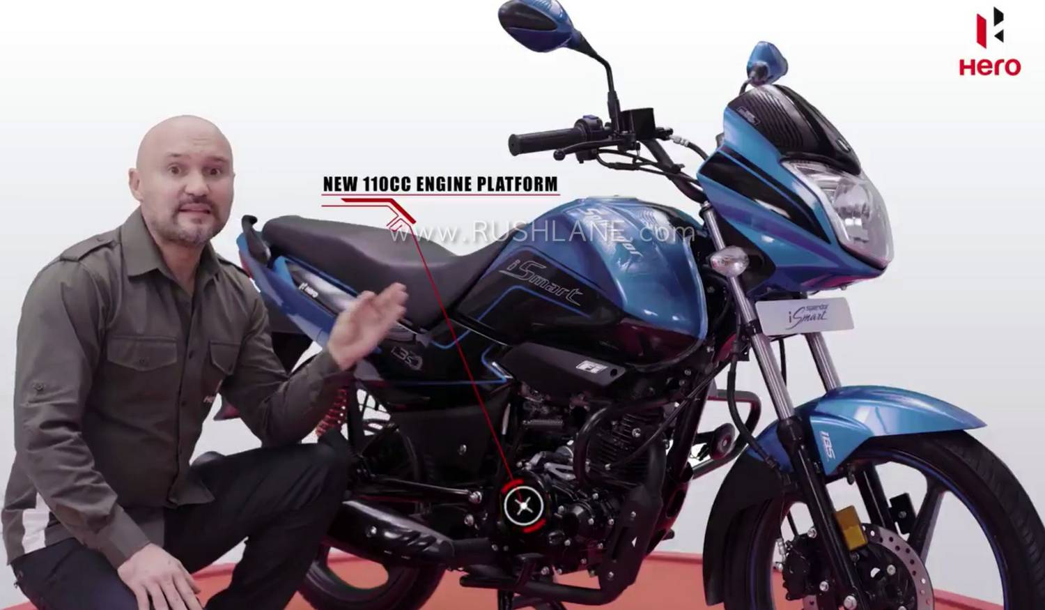 Hero Splendor BS6 launch