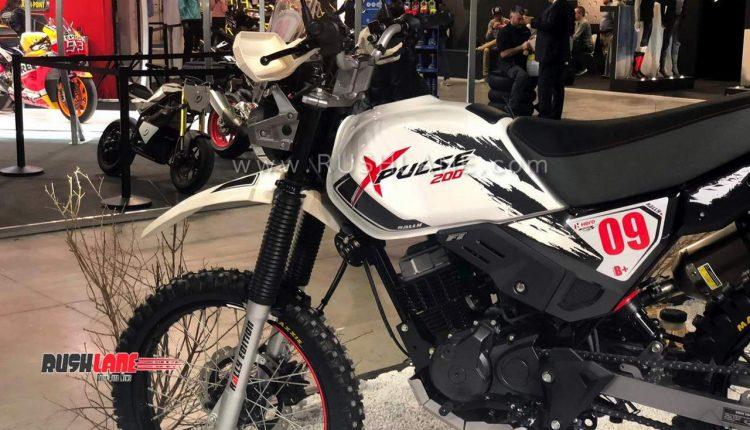 Hero Xpulse 200 Rally Kit