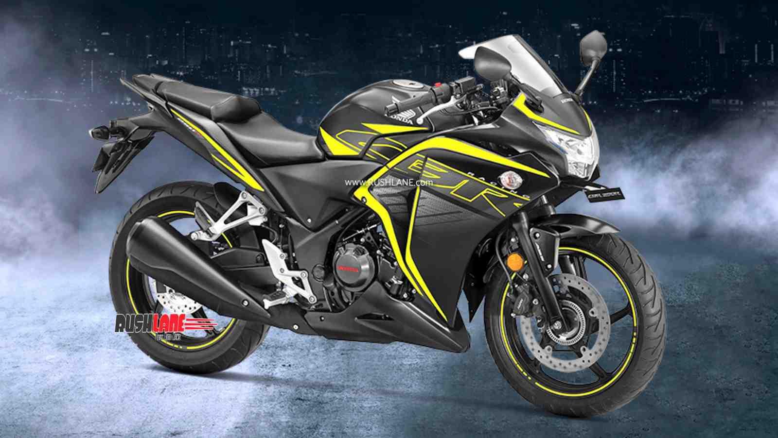 Honda CBR250R sales