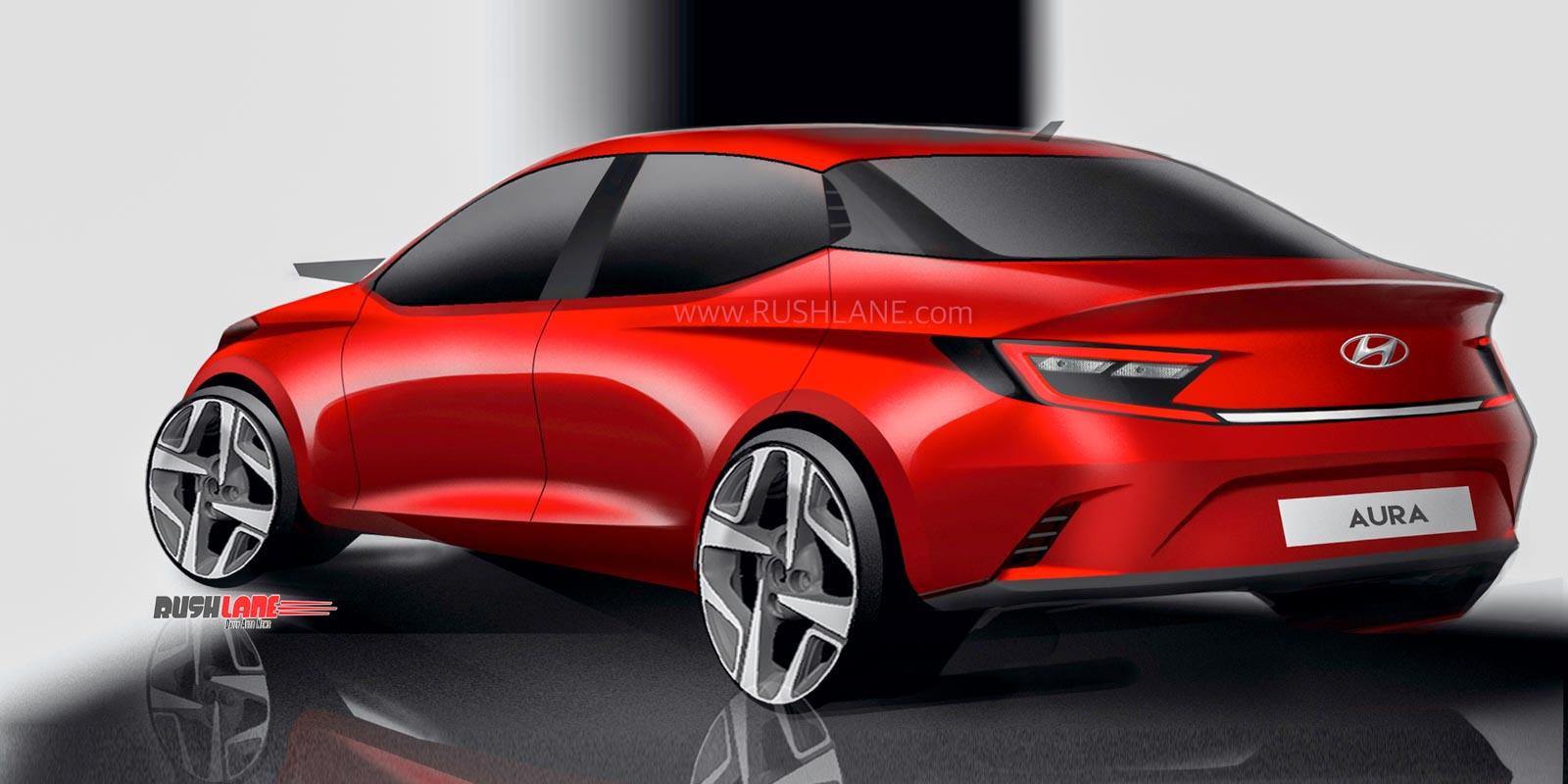 Hyundai Auro render