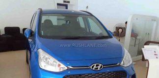 Hyundai Grand i10 diesel discontinued