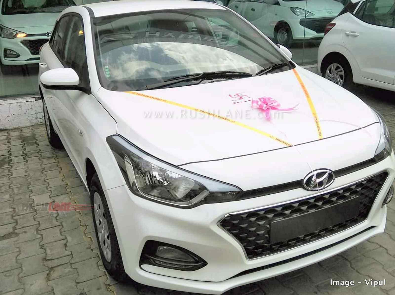 Hyundai i20 new sales