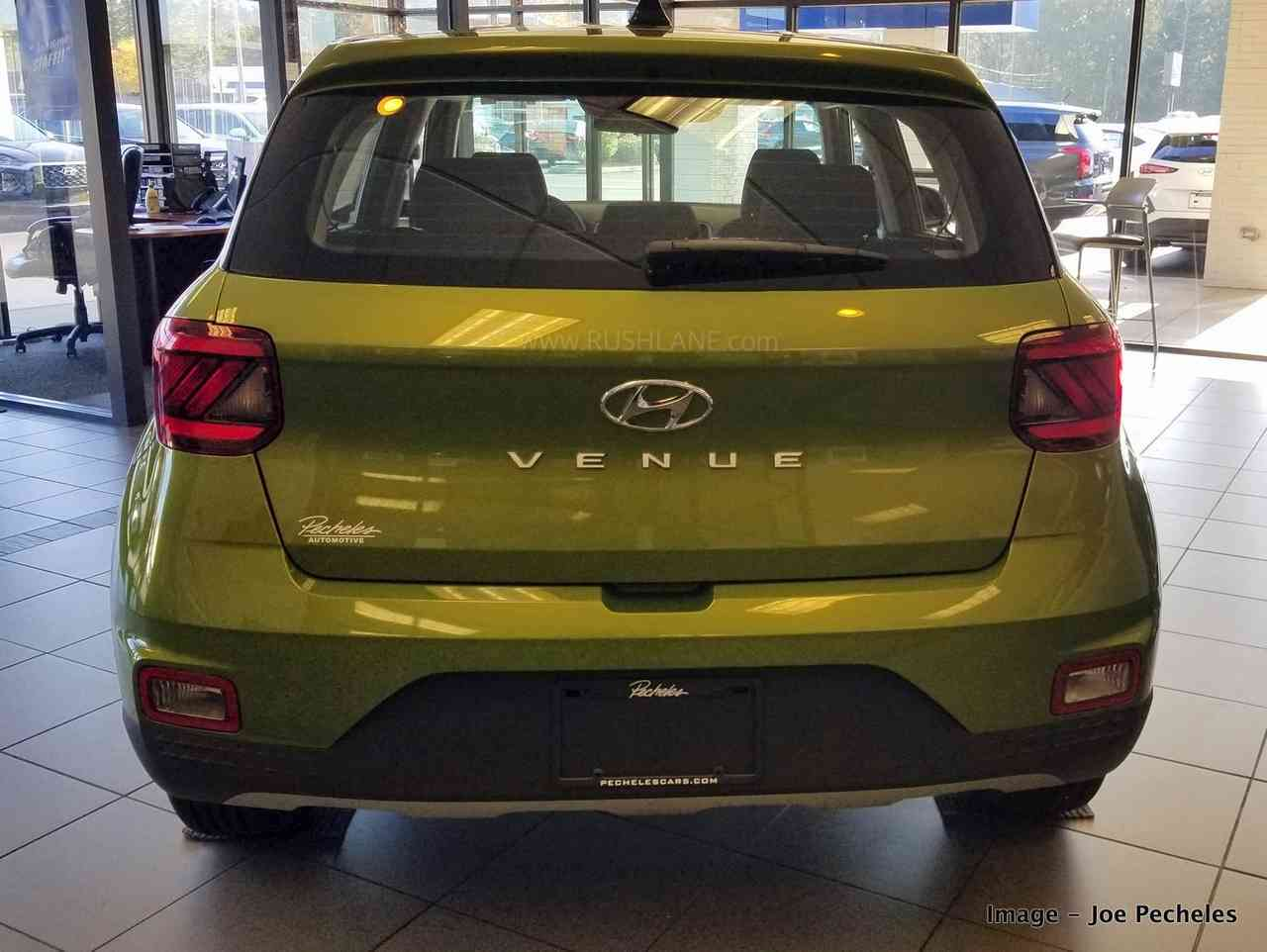Hyundai Venue exports