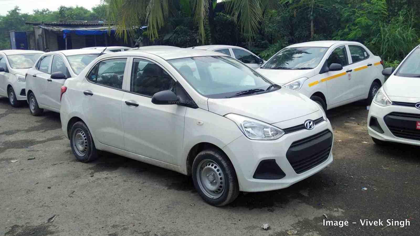 Hyundai Xcent CNG