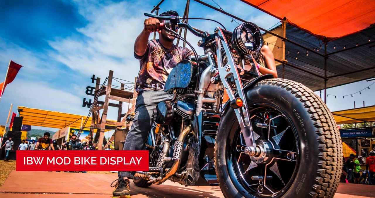 2019 India Bike week