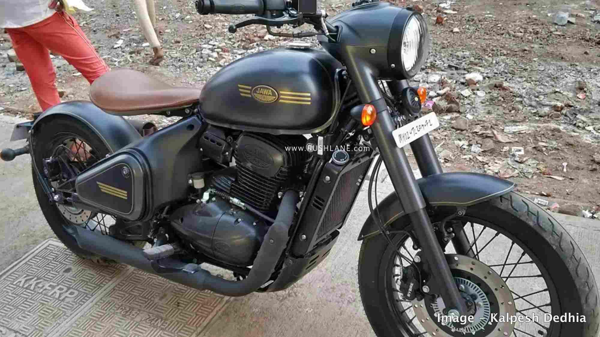 Jawa Perak Test Ride Starts At Mumbai Dealership Good Pickup