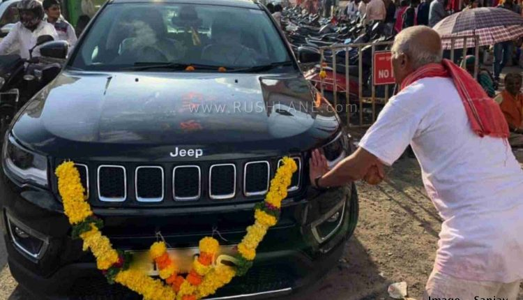 Jeep Compass discounts