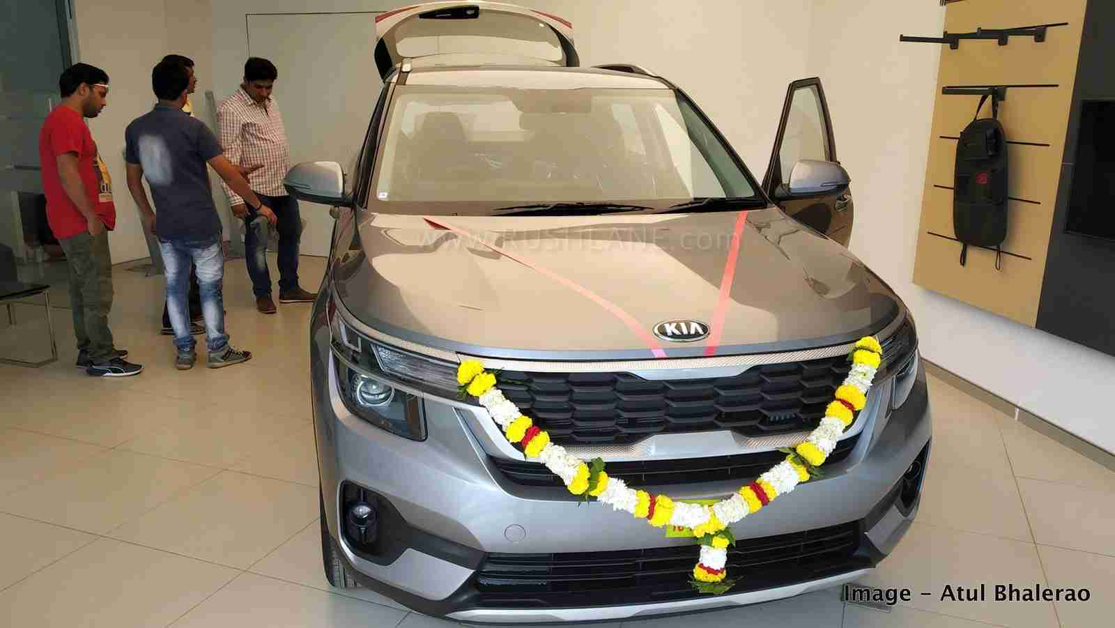 Kia Seltos record sales India