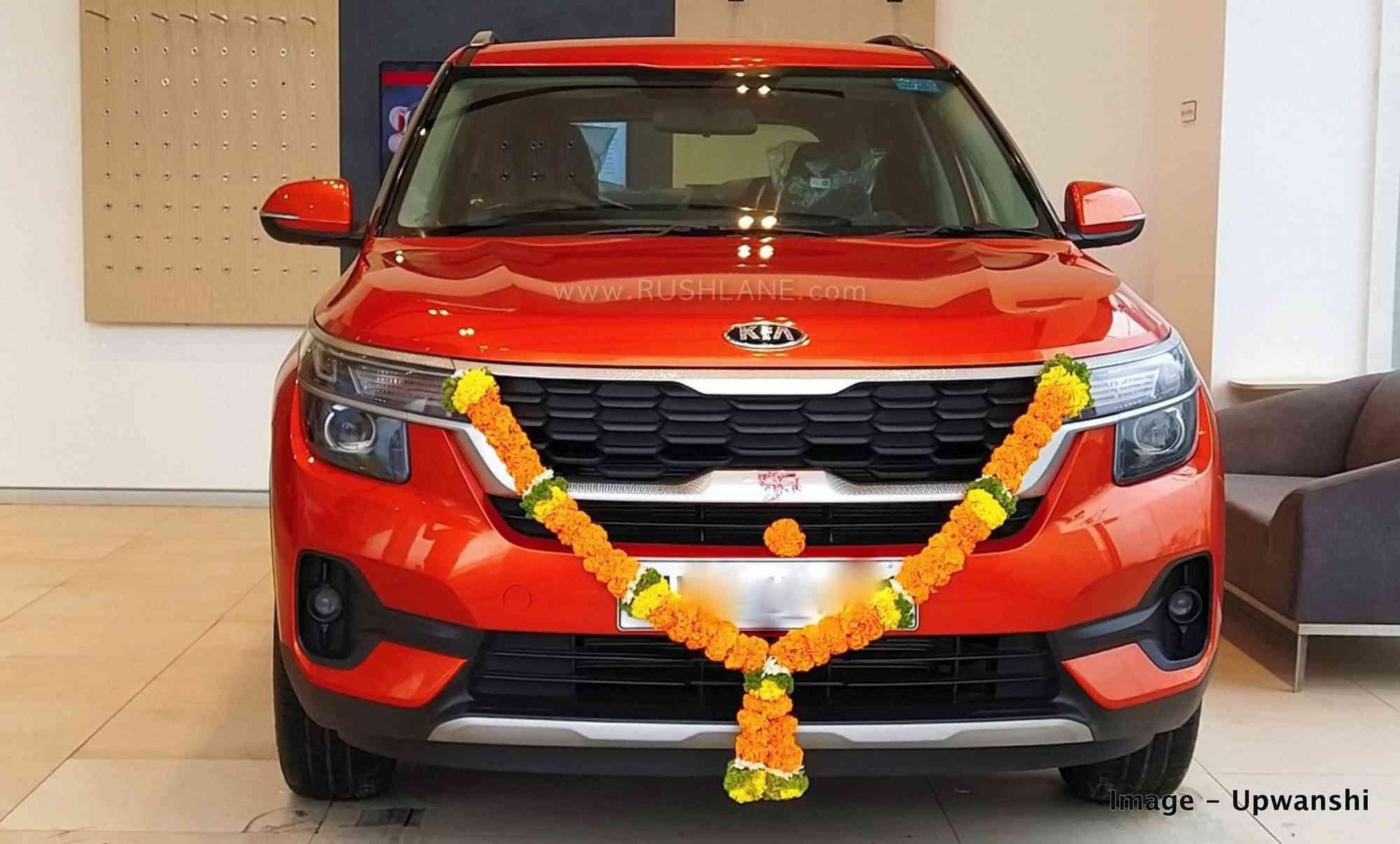 Kia Seltos no 1 SUV sold in India