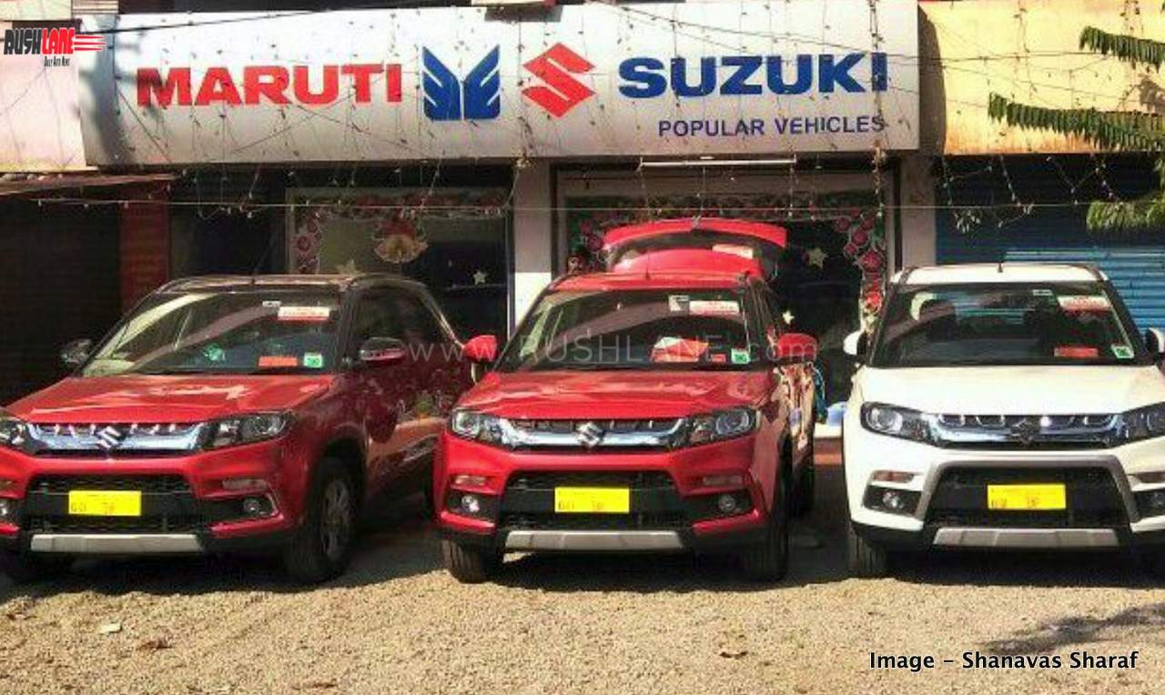 Maruti Brezza sales record new