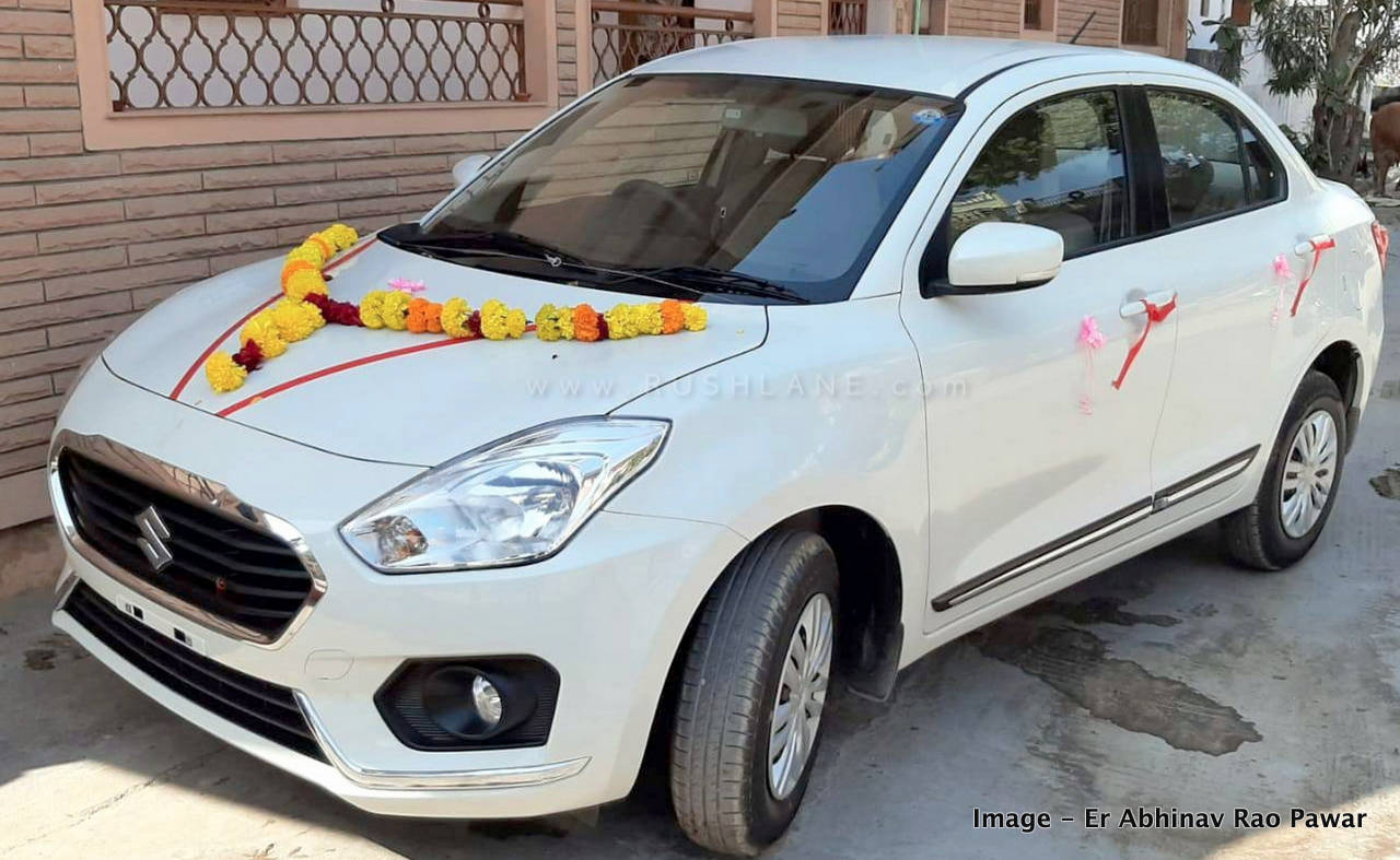 Maruti Dzire best selling car India