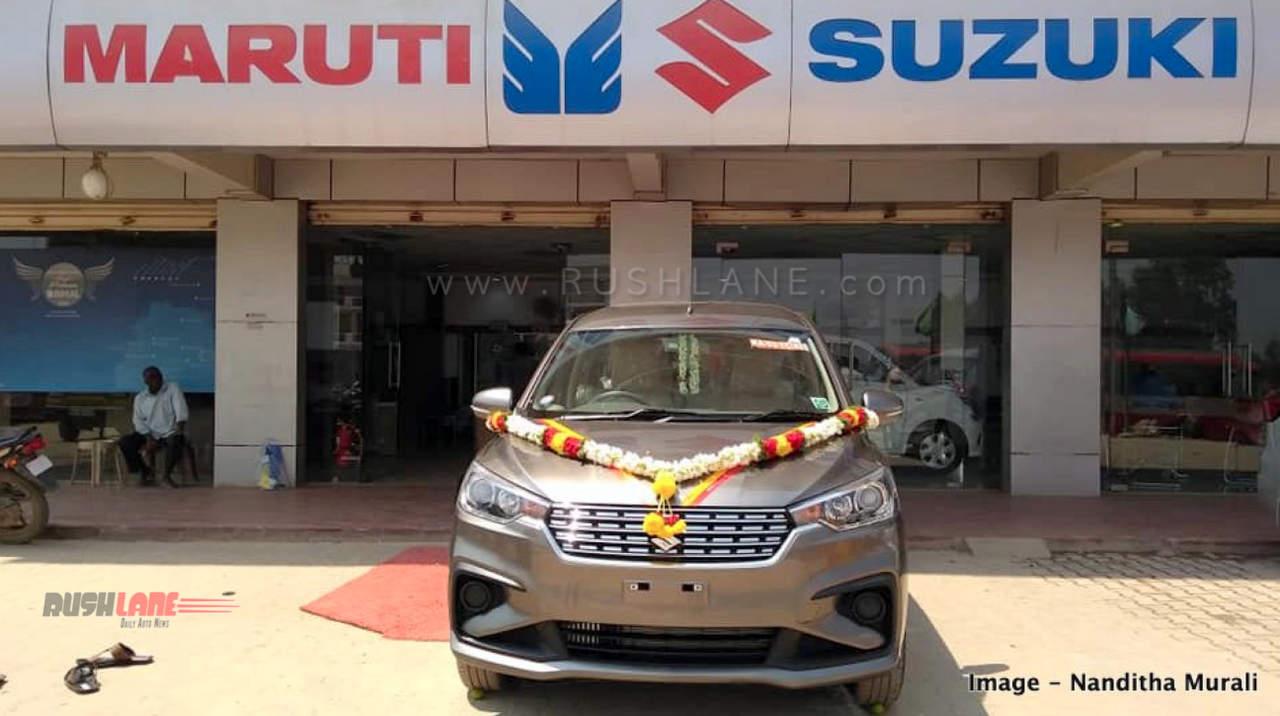 Maruti Ertiga sales 5 lakhs
