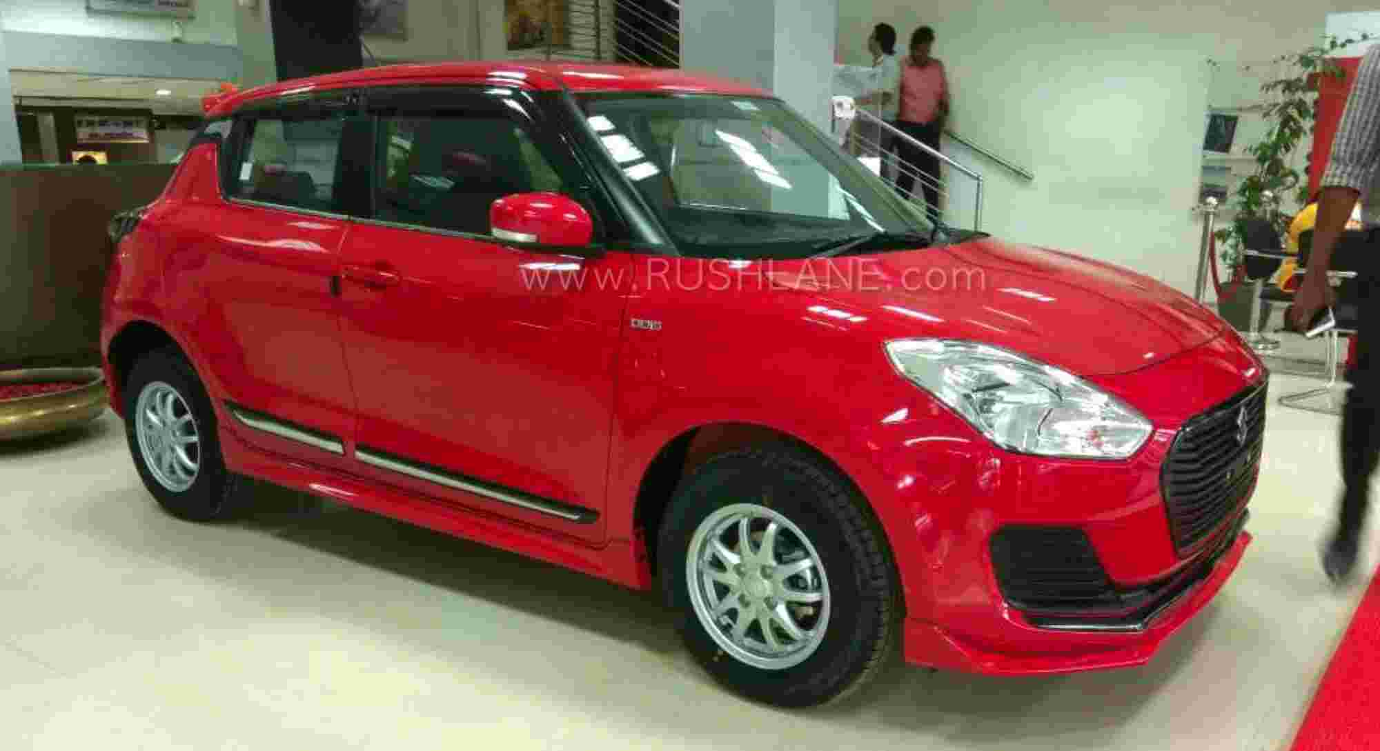 Maruti car sales break up Oct 2019