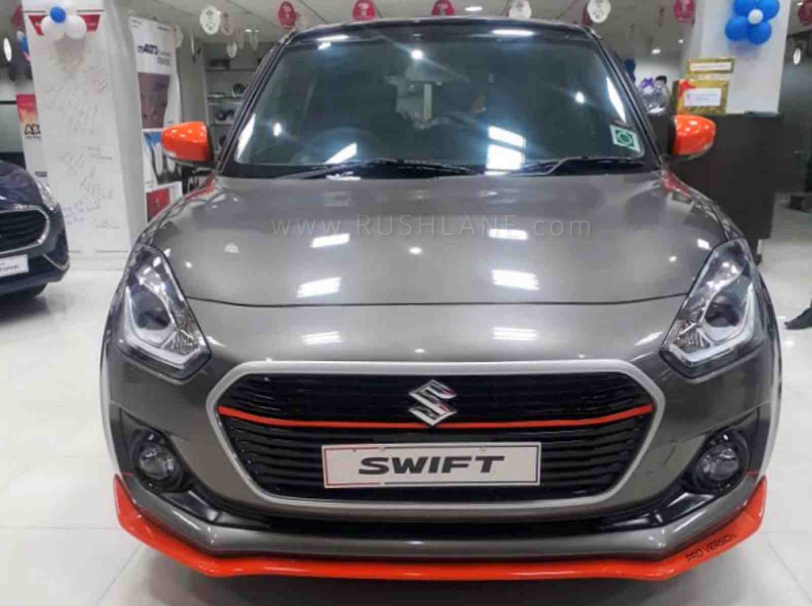 Maruti Swift sales