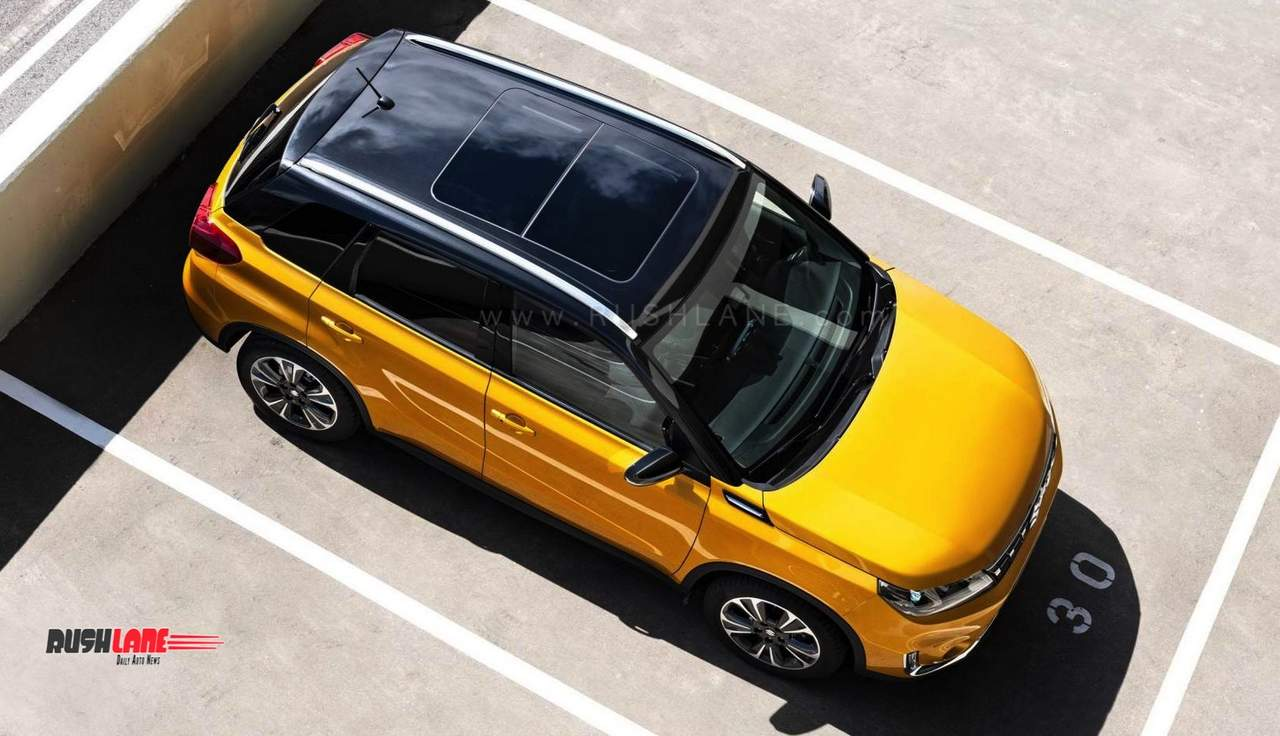 Maruti Toyota new SUV India