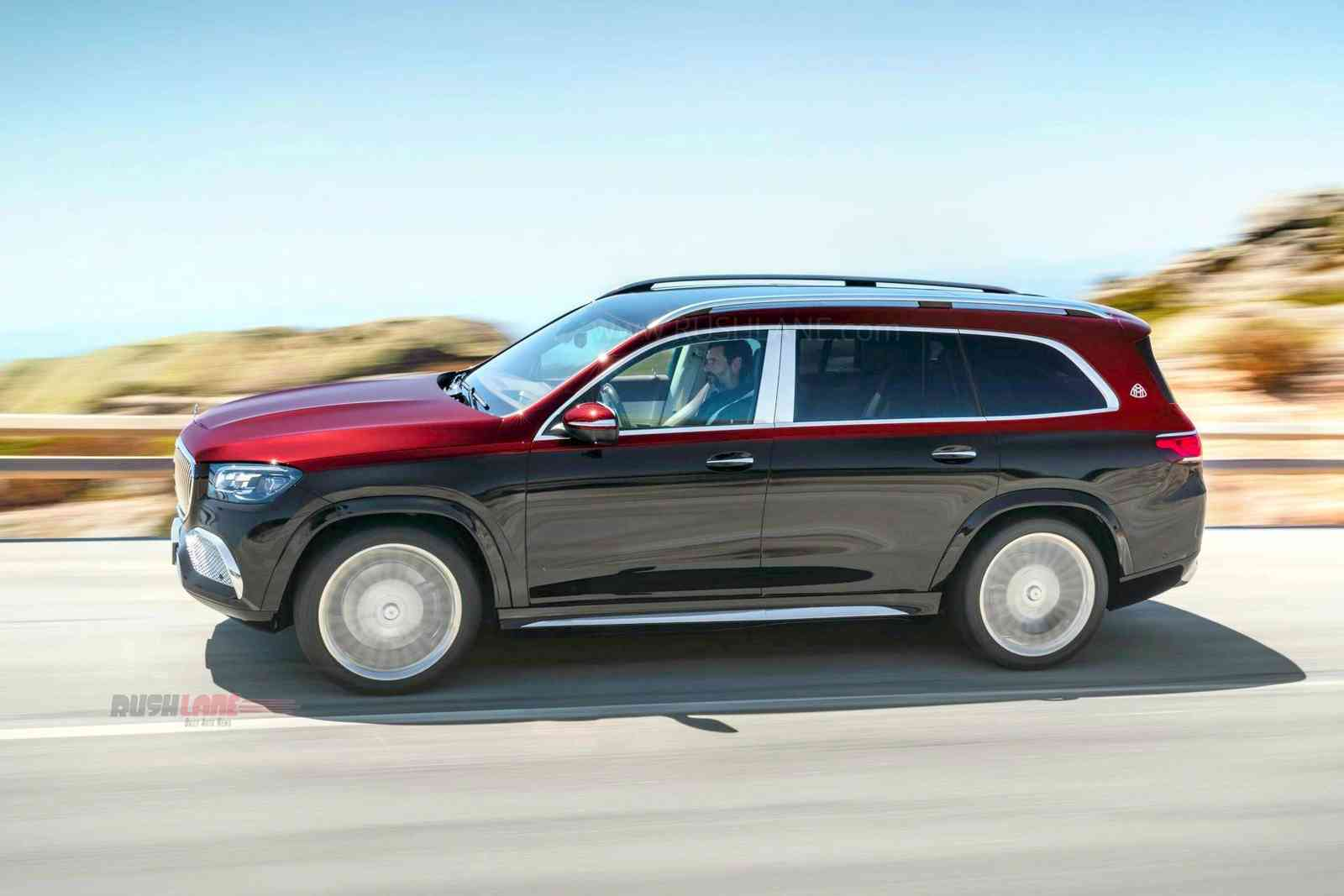 Mercedes Maybach Gls 600 Debuts Most Luxurious Suv From Mercedes
