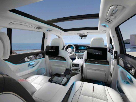 2021 Mercedes Maybach GLS SUV