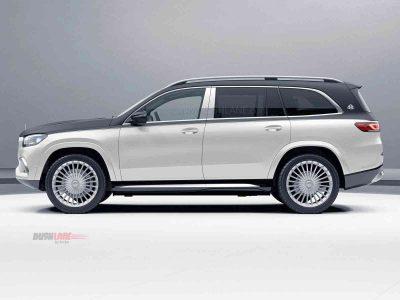 Mercedes Maybach GLS