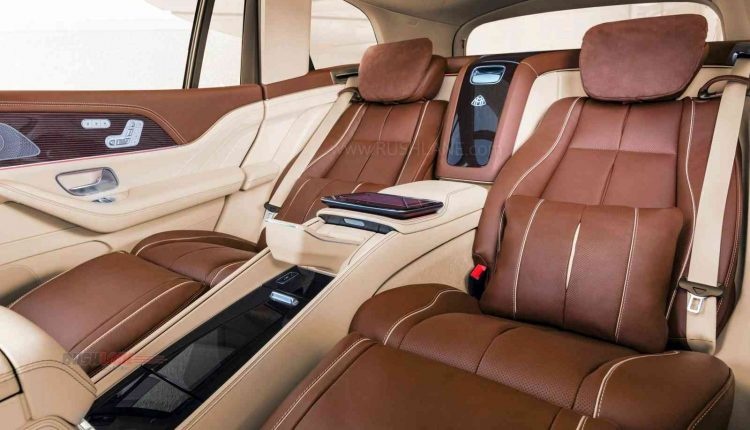 Mercedes Maybach SUV