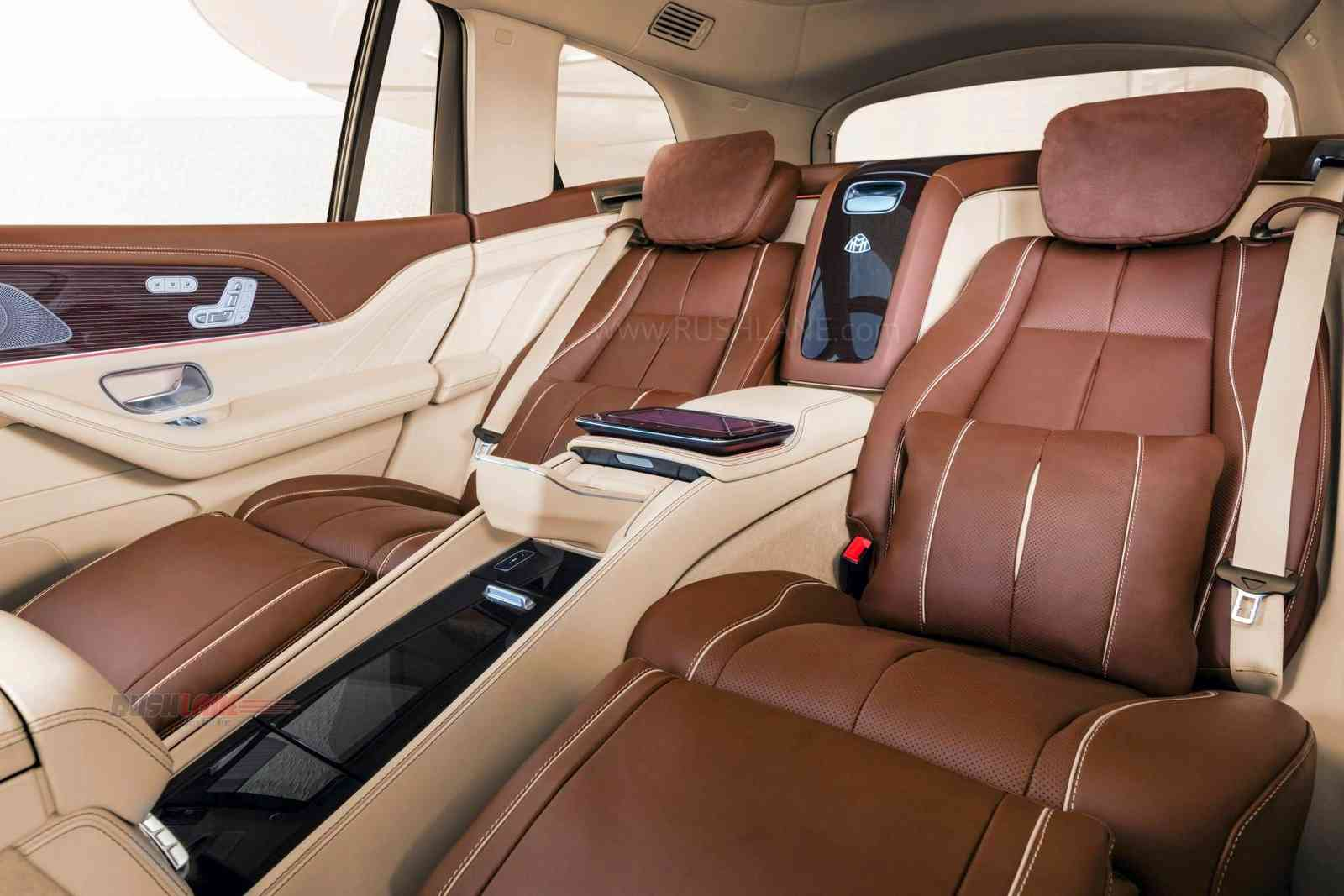 Mercedes Maybach GLS 600 debuts - Most luxurious SUV from ...
