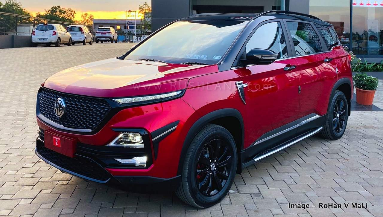 MG Hector sales highest