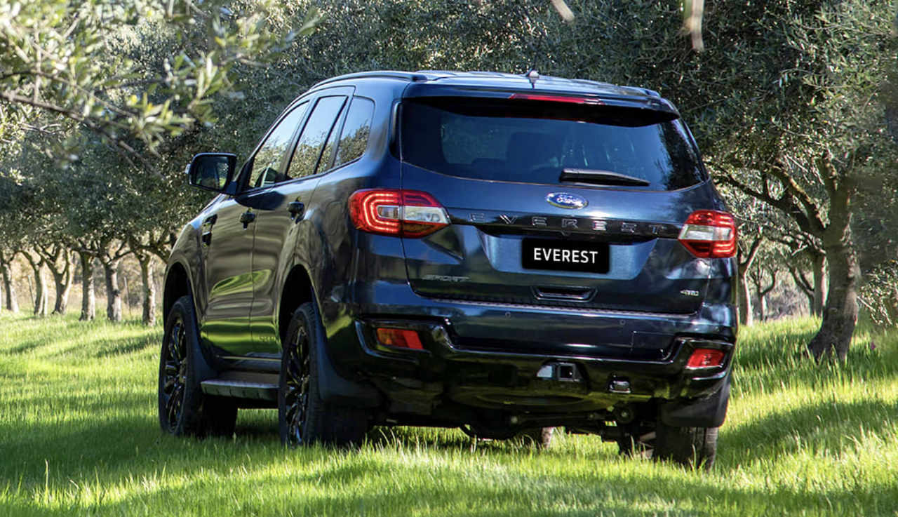 Ford Endeavour Sport Edition