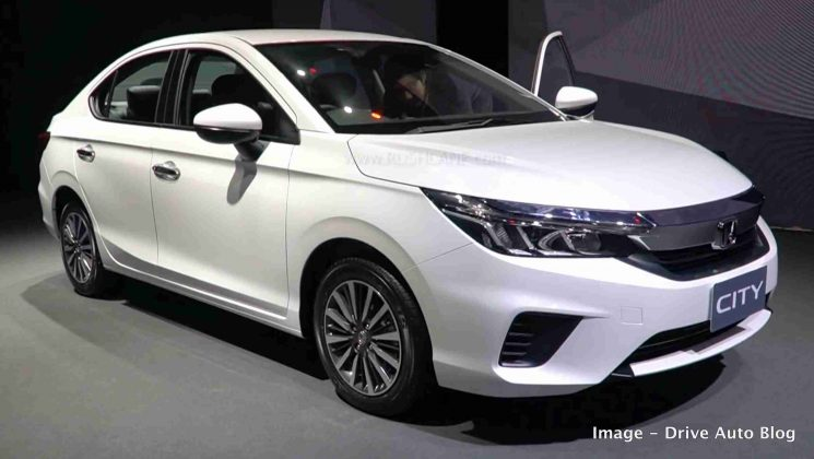 New gen Honda City