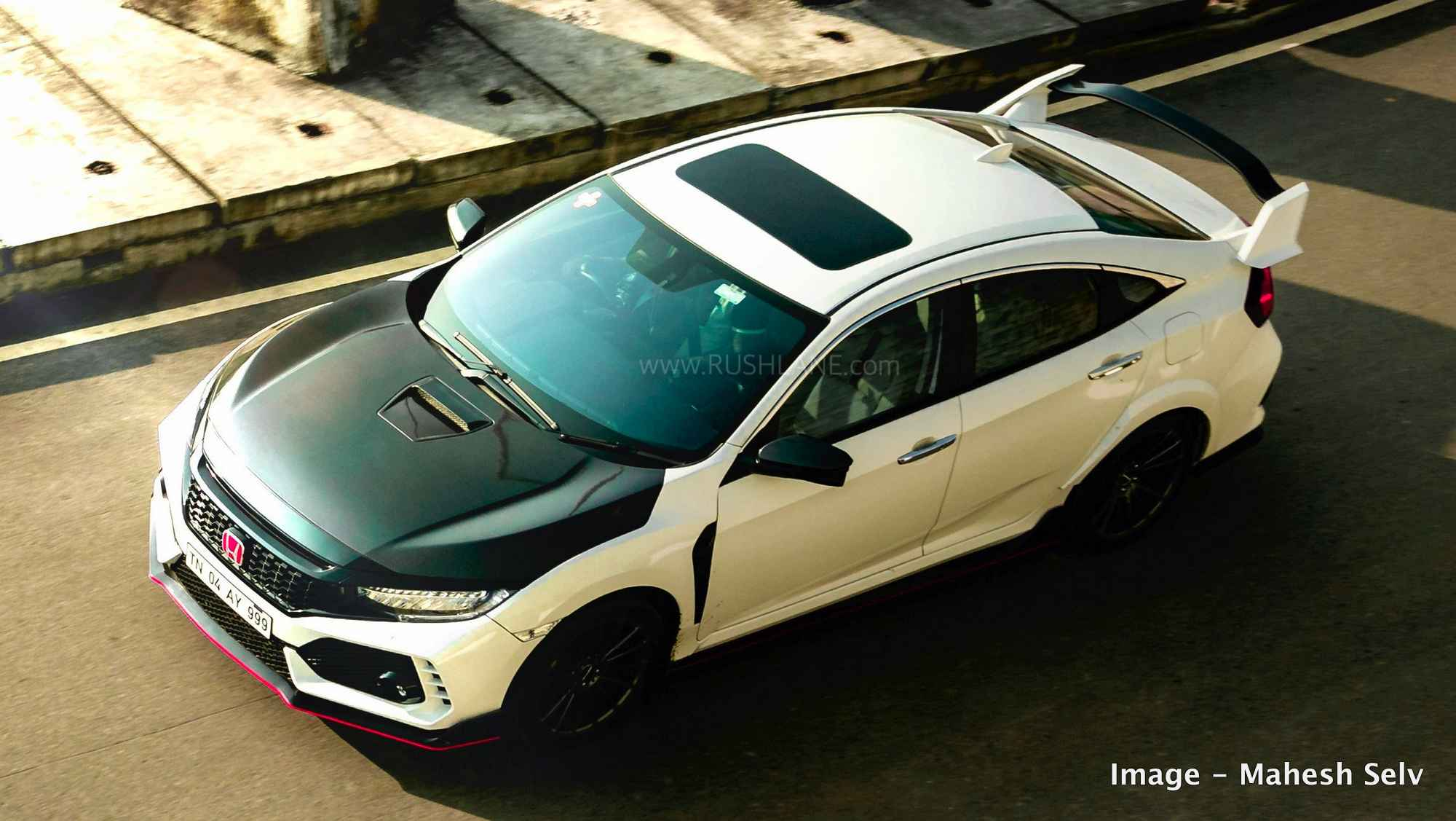 Honda Civic Owner Gets The Type R Kit Modification For Rs 3