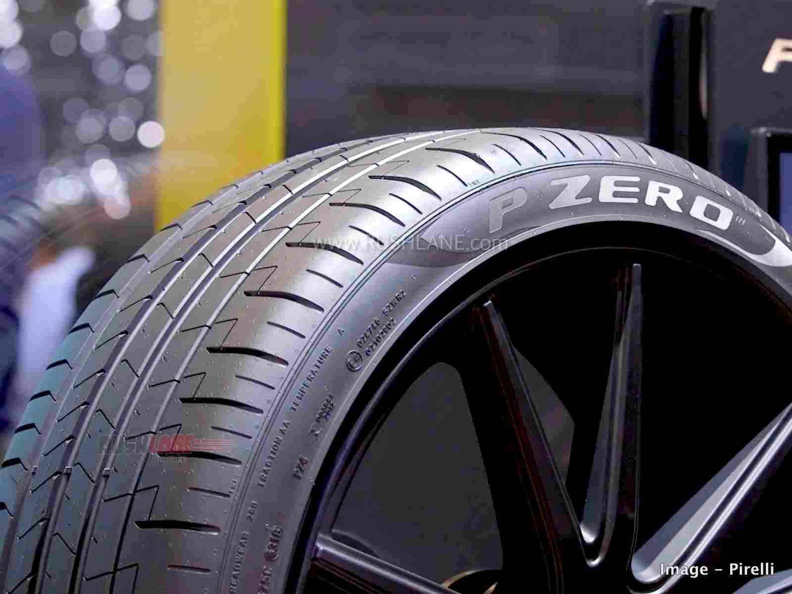 Pirelli 5g tyre cyber