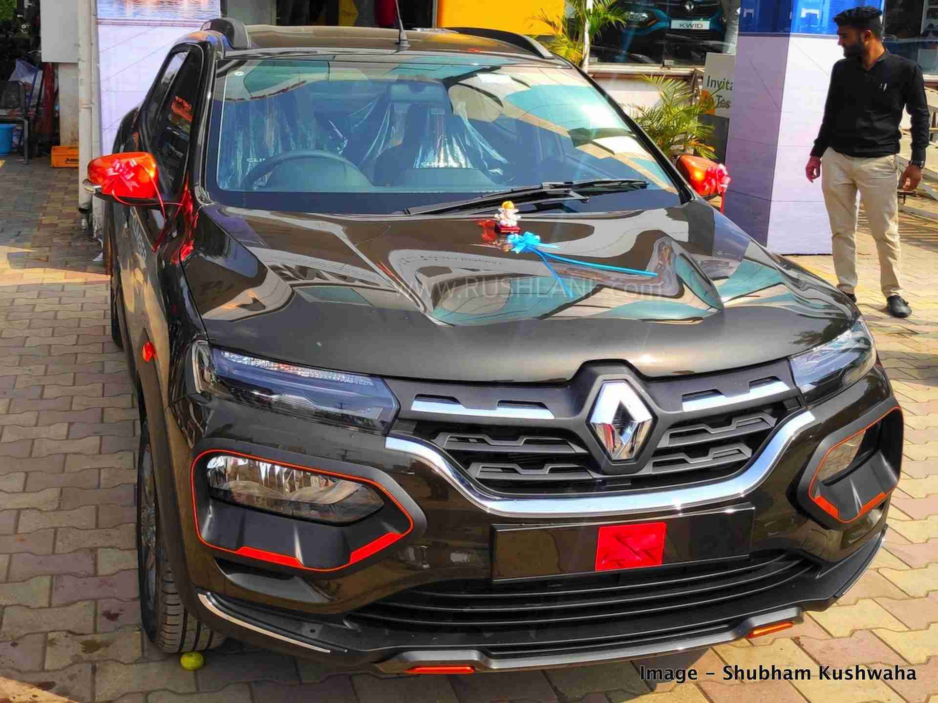 Renault Kwid 7 years warranty