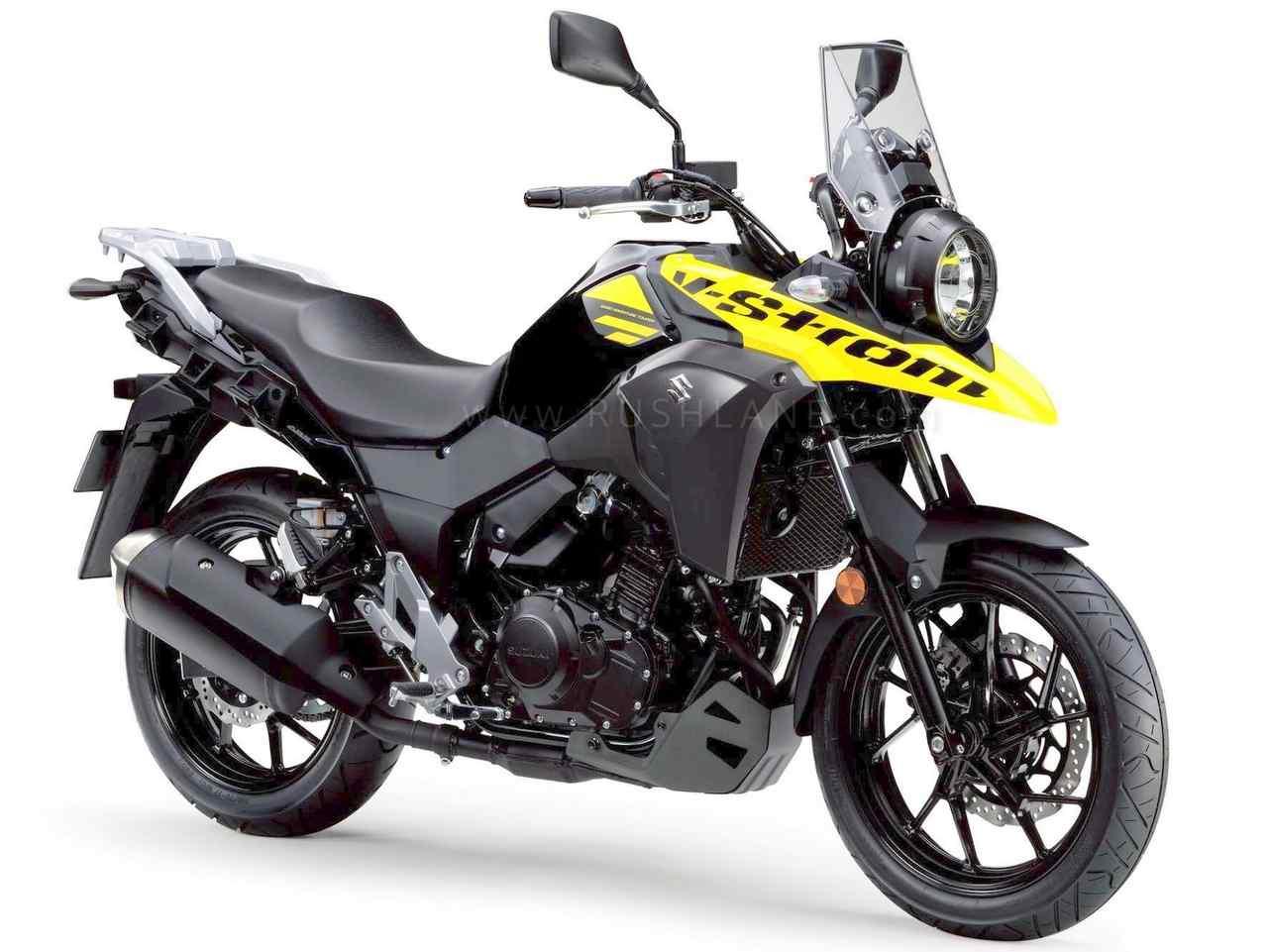 Suzuki Intruder 250 or Adventure 250 for India - Development starts