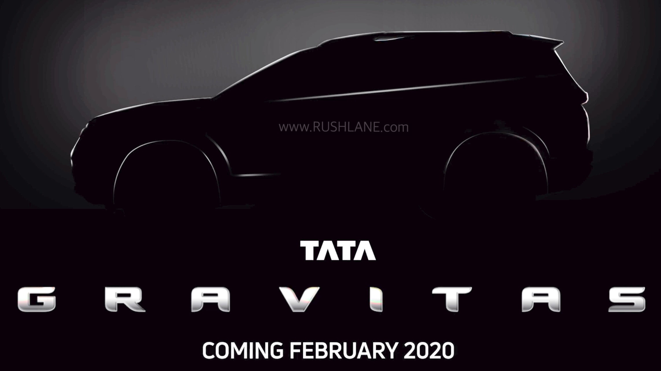 Tata Gravitas 7 seater SUV Harrier