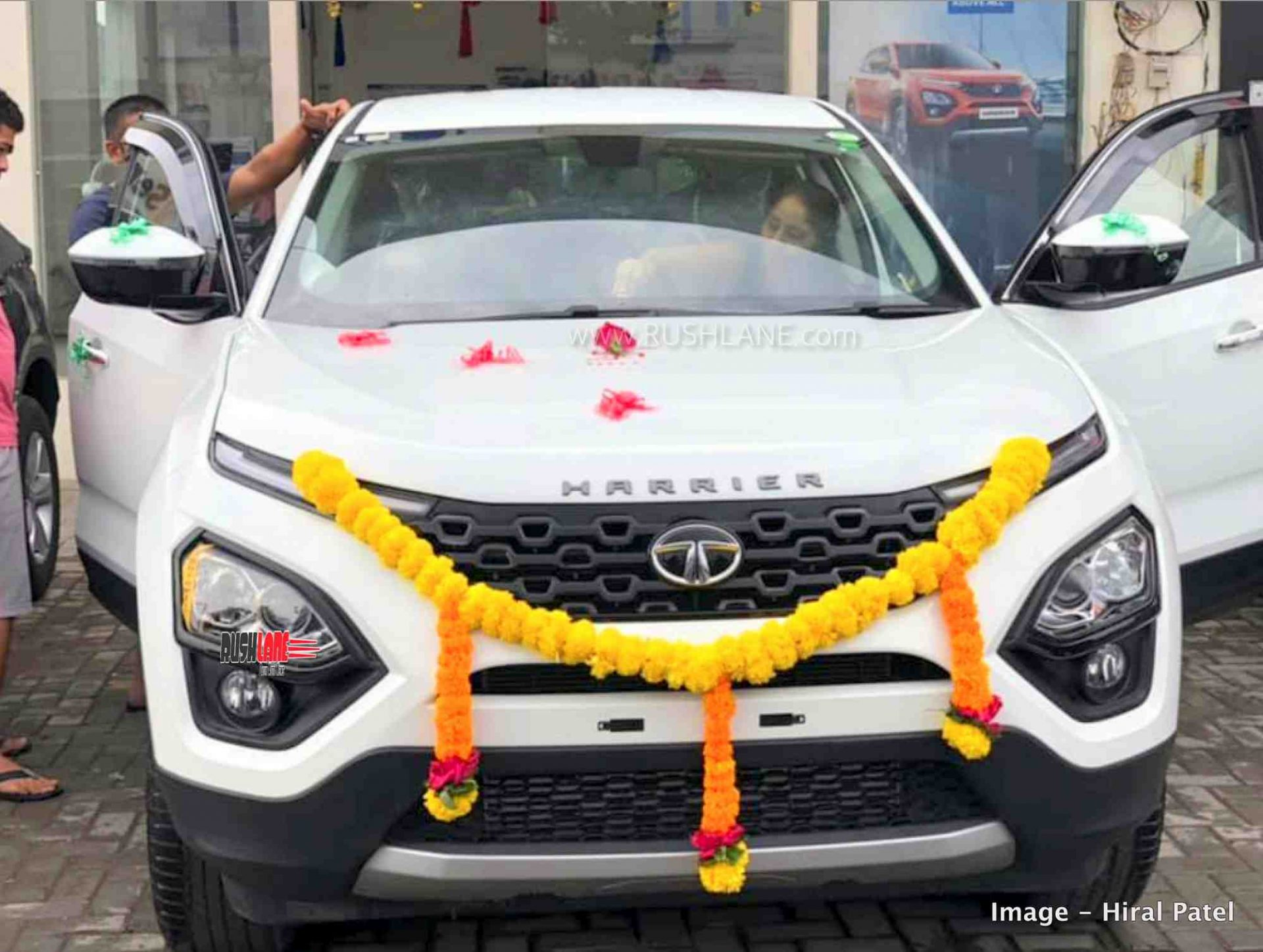 Tata Harrier new variants