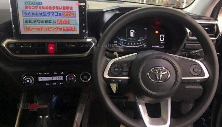 Toyota Raize SUV