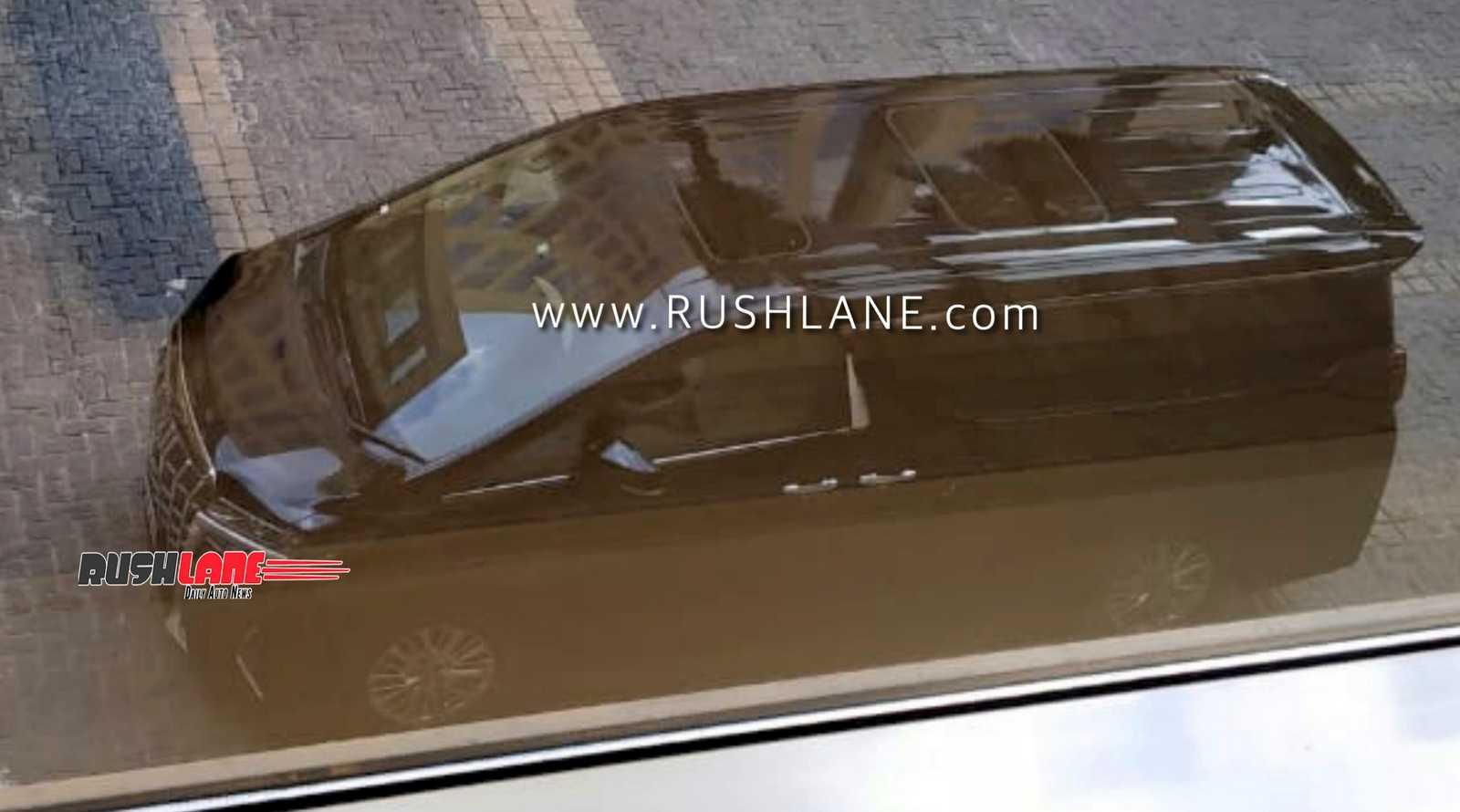 Toyota Alphard Vellfire Pune