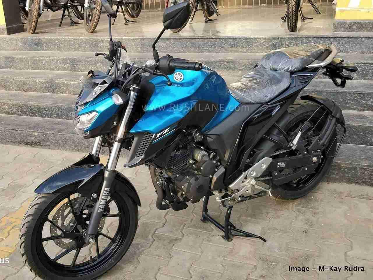 Yamaha FZ25 recall