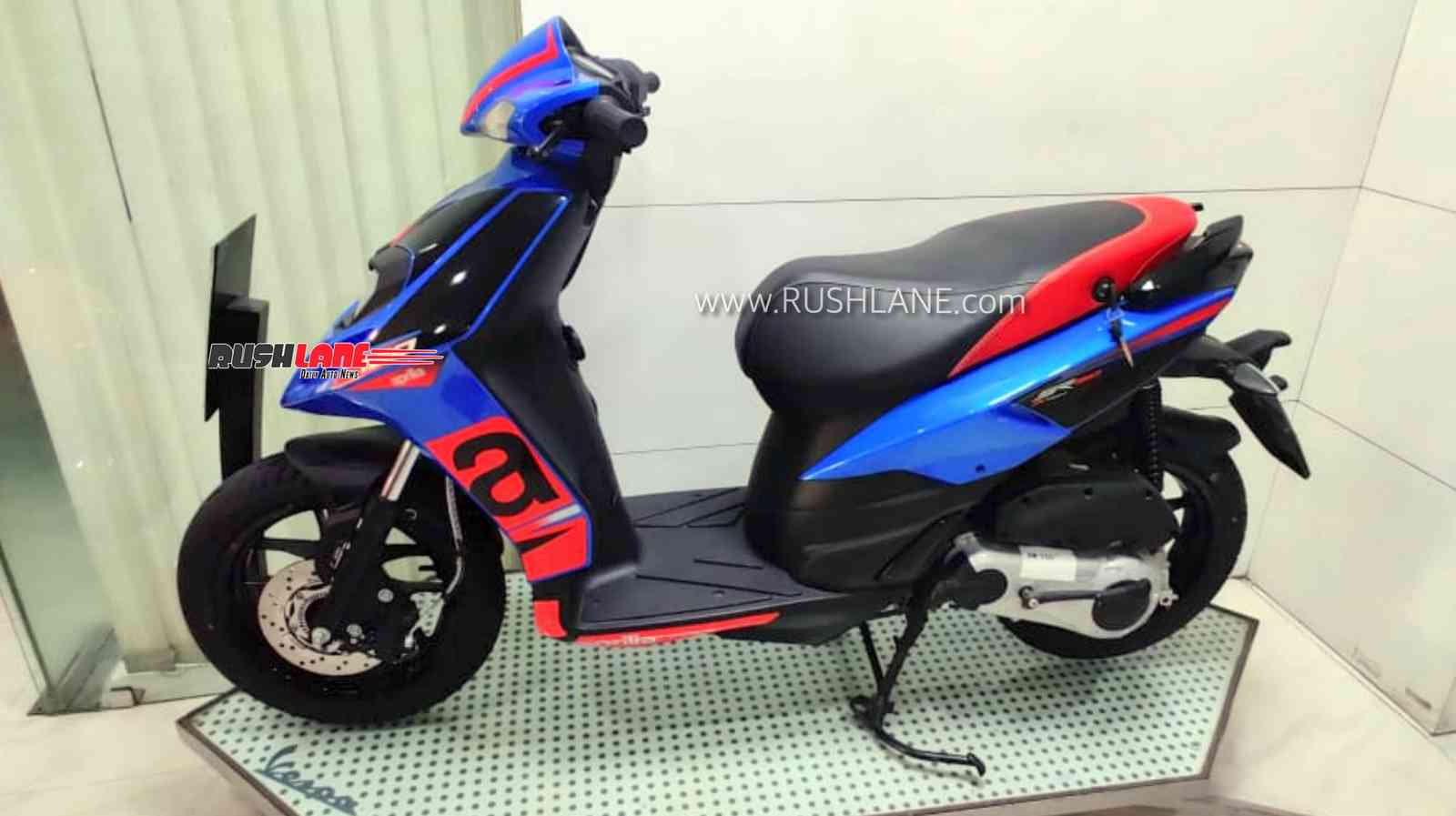 2020 Aprilia BS6 scooter