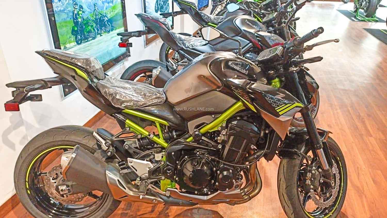 2020 Kawasaki Z900 BS6