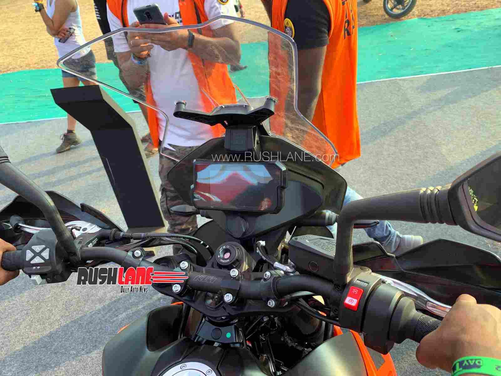 KTM 790 Adventure India