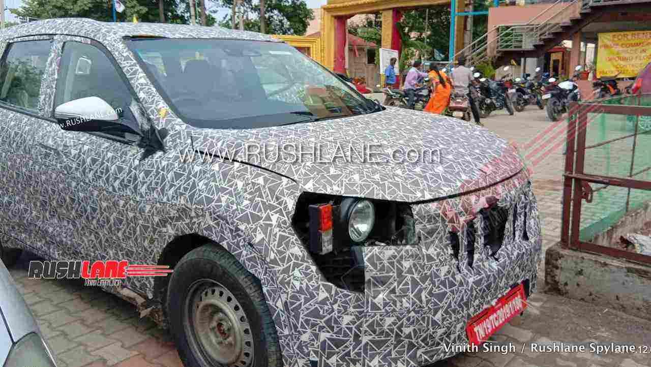 2020 Mahindra XUV500 ORVM