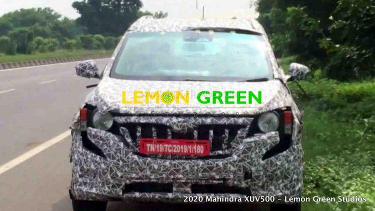 2020 Mahindra XUV500